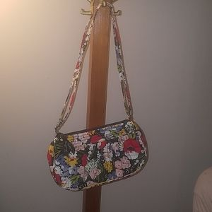 Vera Bradley Floral Evening Bag